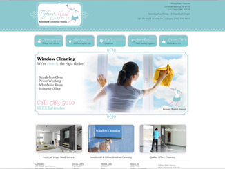 Tiffany Las Vegas maid service, house cleaning, office cleaning